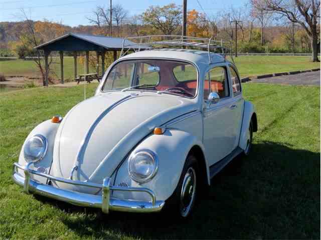 1966 Volkswagen Beetle | 923345