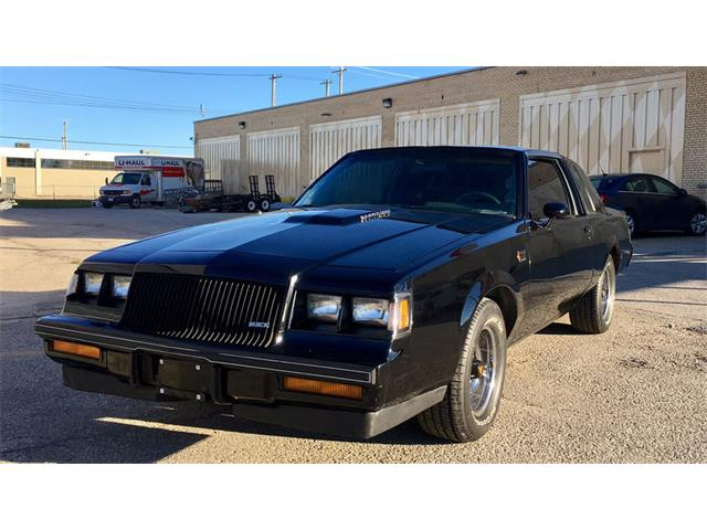 1987 Buick Grand National | 923347