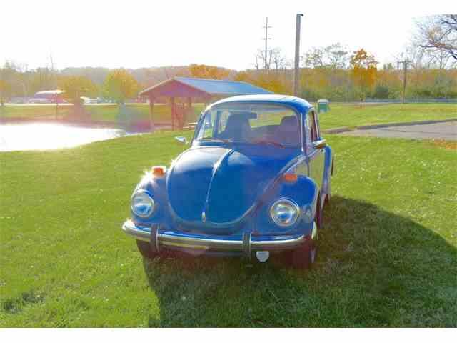 1973 Volkswagen Beetle | 923350