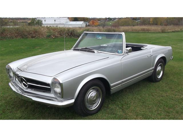 1964 Mercedes-Benz 230SL | 923355