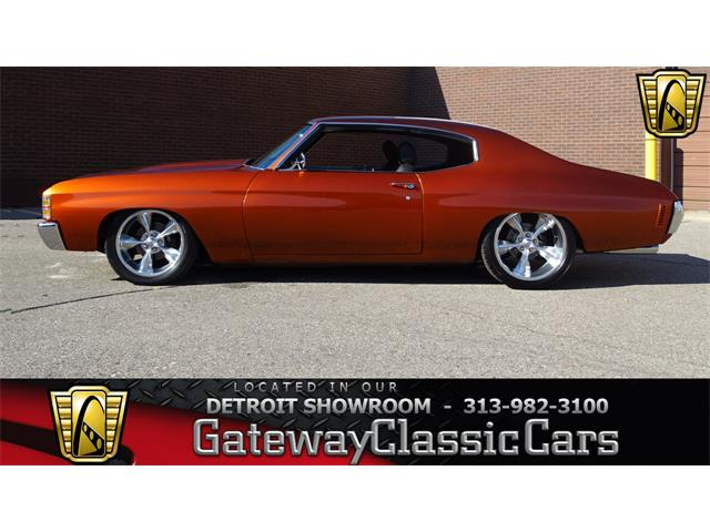 1971 Chevrolet Chevelle | 923377