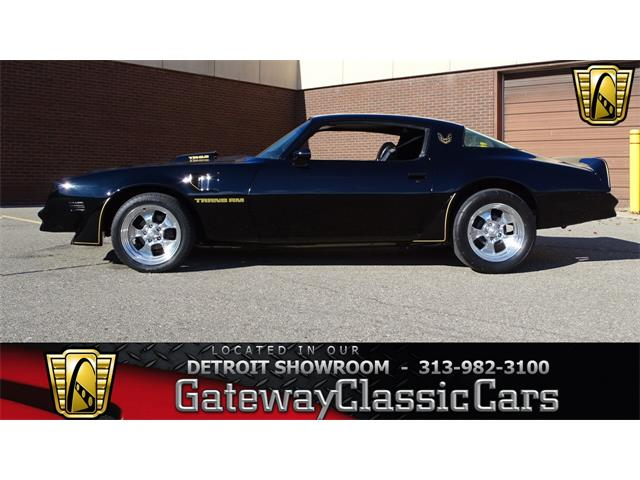 1978 Pontiac Firebird Trans Am | 923378