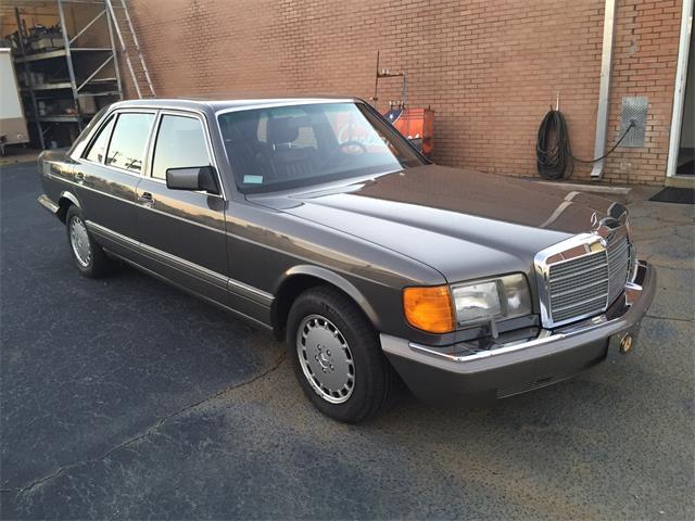 1987 Mercedes-Benz 420SEL | 920338