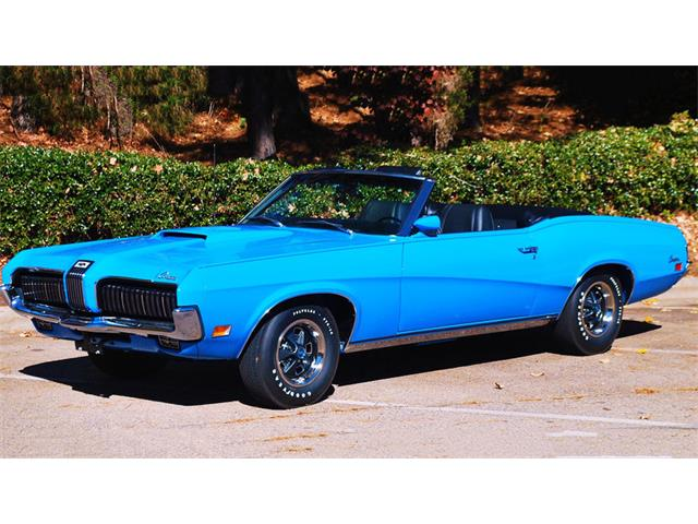 1970 Mercury Cougar XR7 | 923398