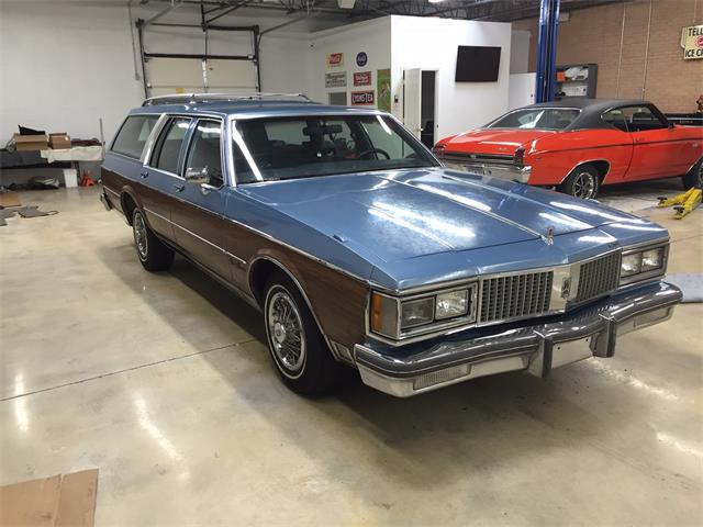 1988 Oldsmobile Custom Cruiser | 920340