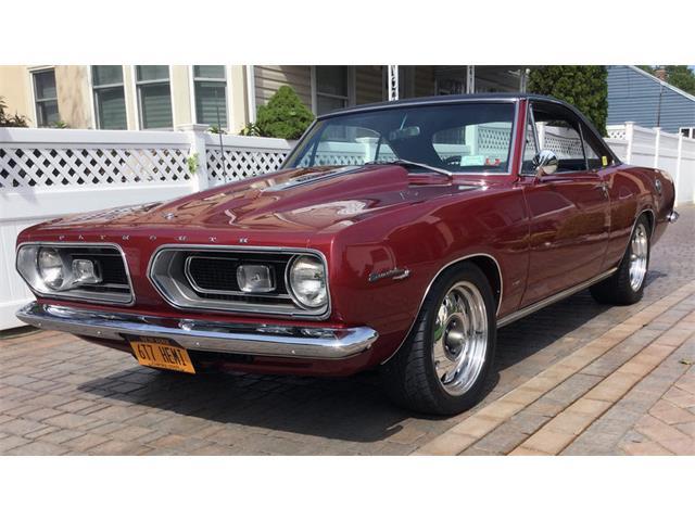 1967 Plymouth Barracuda | 923401