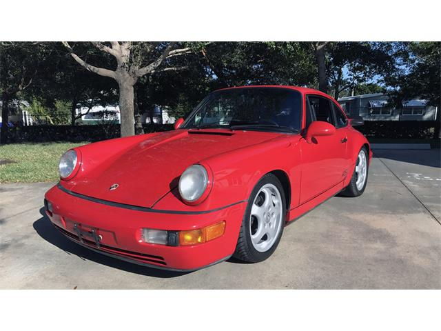 1993 Porsche 911RS America   923402