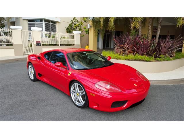 2002 Ferrari 360 Modena F1 | 923403