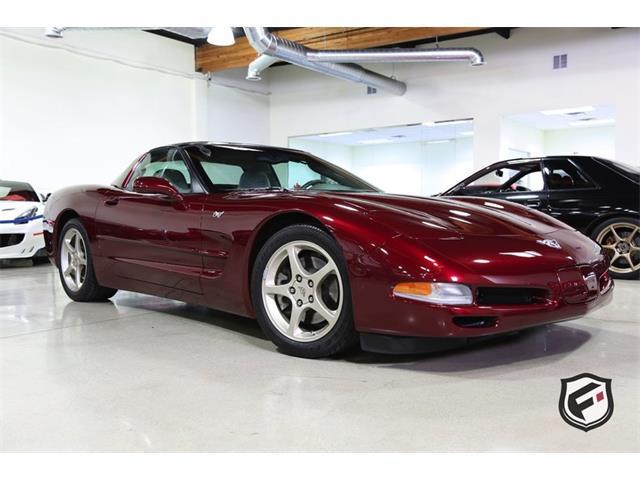 2003 Chevrolet Corvette | 923406