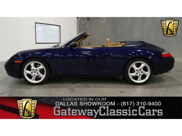 2001 Porsche 911 | 923420