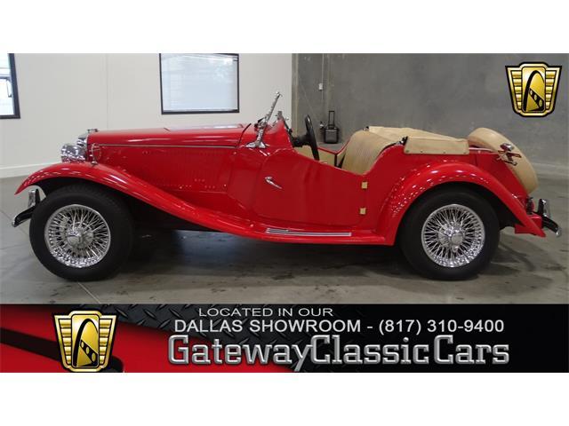 1952 MG TD | 923421