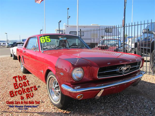 1965 ford mustang/ | 923426