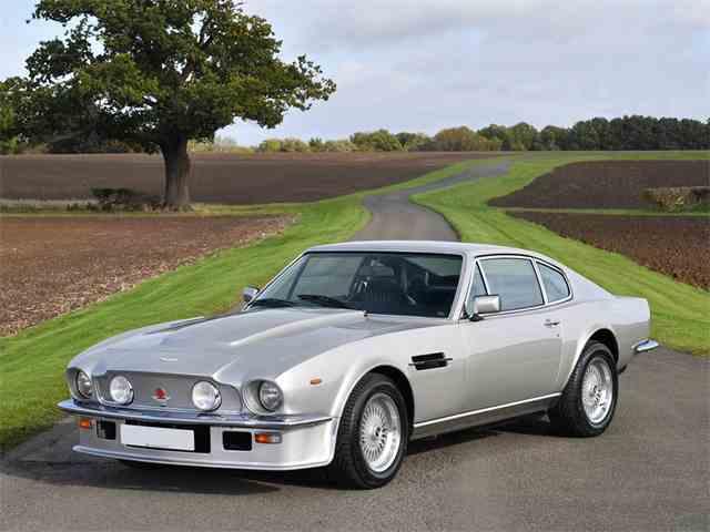 1985 Aston Martin V8 Vantage 'X-Pack' Factory Prototype/Development car | 923432