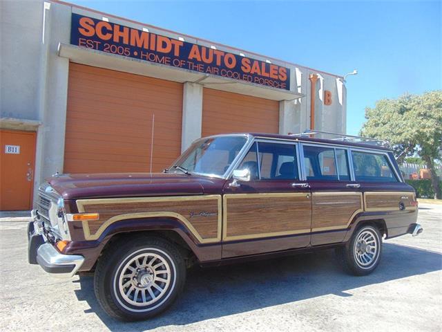 1988 Jeep Wagoneer | 923435