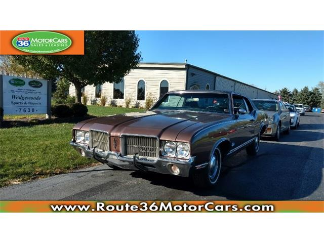 1971 Oldsmobile Cutlass Supreme | 923438
