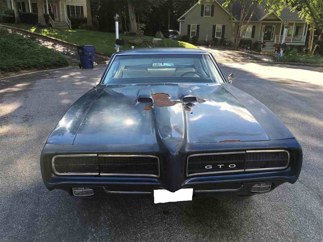 Large Picture of '69 GTO - JQ54
