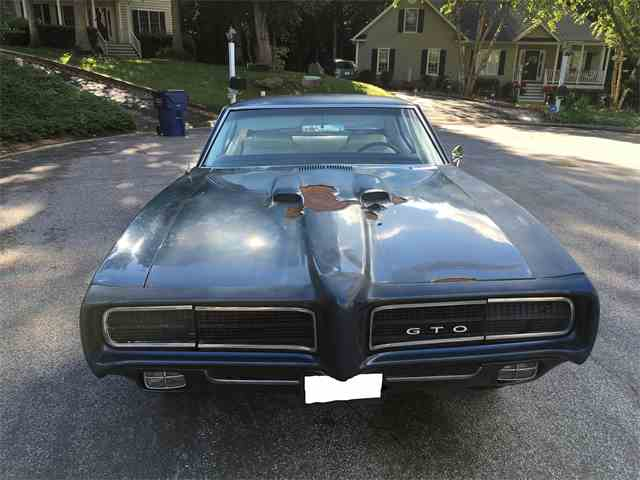 Worksheet. Classic Pontiac GTO for Sale on ClassicCarscom  327 Available