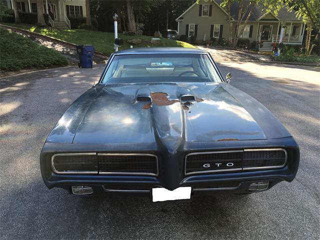 1969 Pontiac GTO | 920344