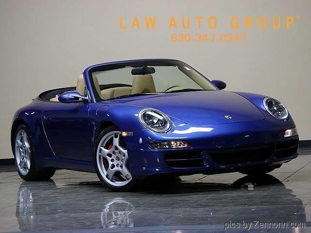 2006 Porsche 911 | 923440