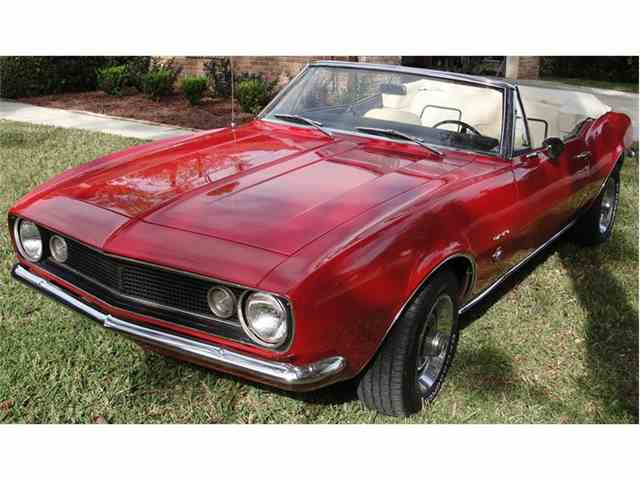 1967 Chevrolet Camaro | 920345