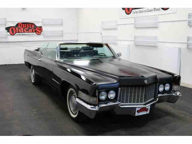 1970 Cadillac DeVille | 923456