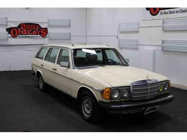 1980 Mercedes-Benz 300TD | 923460