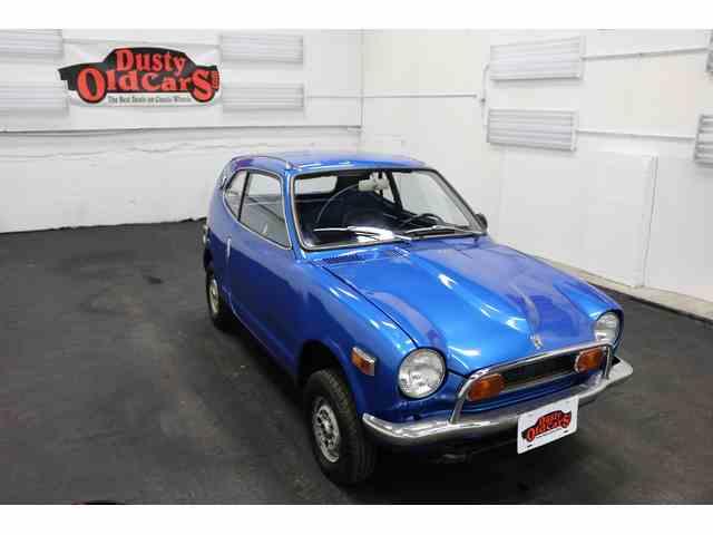 1972 Honda Coupe | 923462