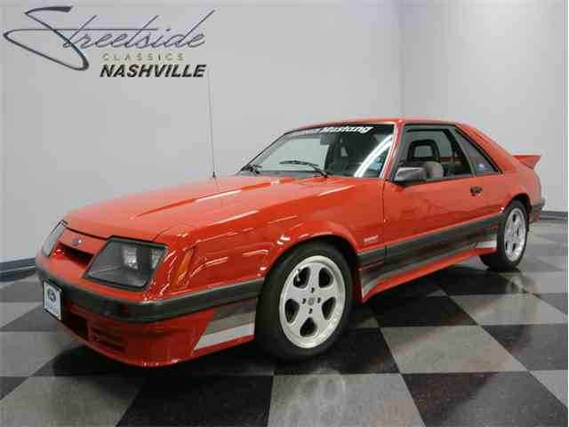 1986 Ford Mustang | 923474