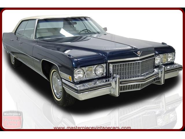 1973 Cadillac Sedan DeVille | 920348