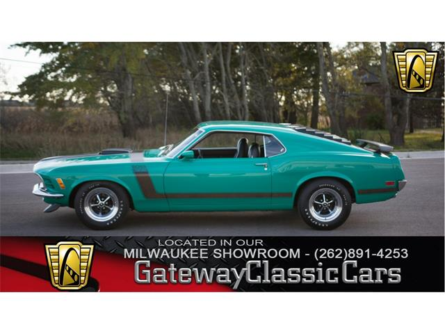 1970 Ford Mustang | 923488