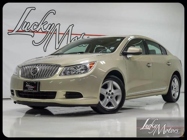 2011 Buick Lacrosse | 923507