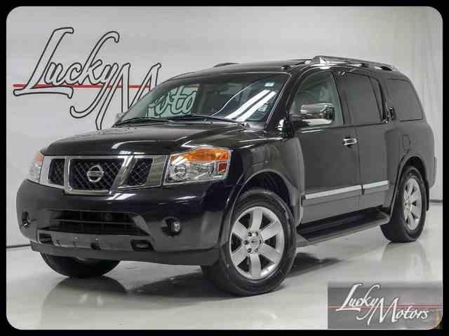 2011 Nissan Armada | 923517