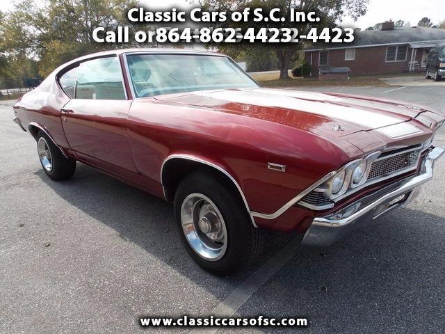 1969 Chevrolet Chevelle Malibu | 923527