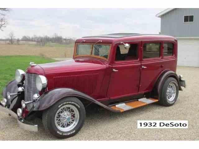 1932 DeSoto Leger | 923535
