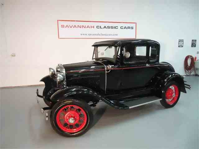 1930 Ford Model A | 923537