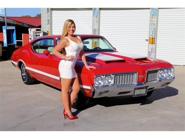 1970 Oldsmobile 442 | 923539