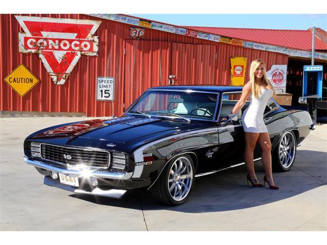 1969 Chevrolet Camaro | 923540