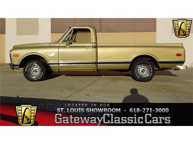 1970 Chevrolet C/K 10 | 923554