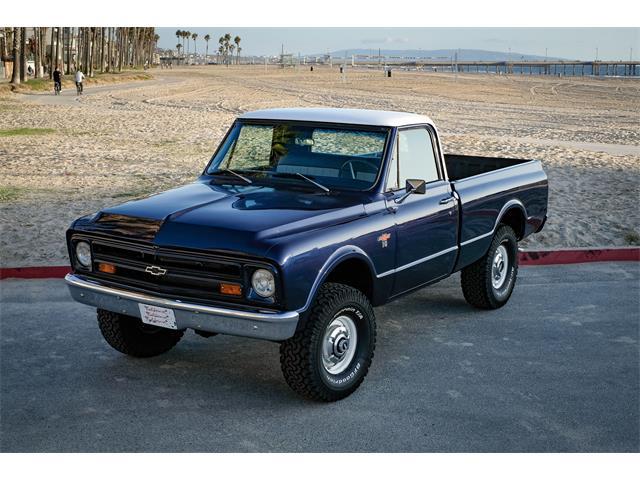 1967 Chevrolet K-10 | 920356