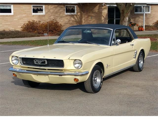 1966 Ford Mustang | 923561