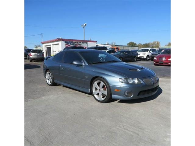 2006 Pontiac GTO | 923578