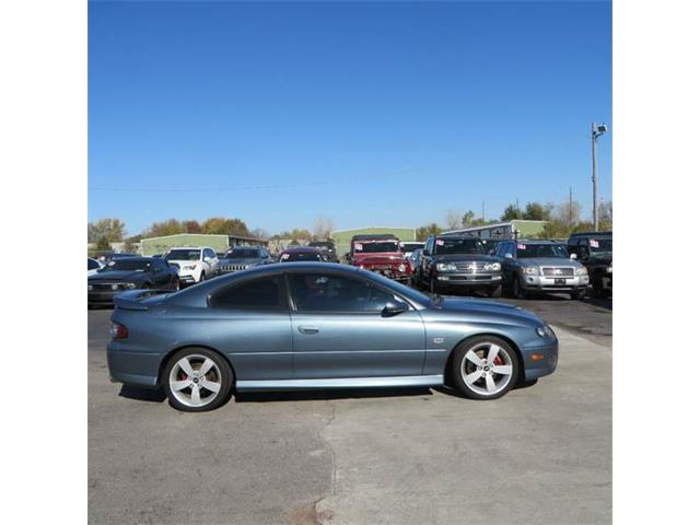 2006 Pontiac GTO   923578