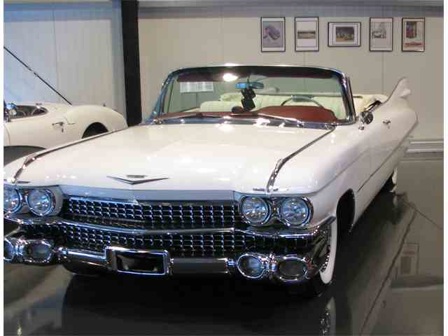 Picture of '59 DeVille Series 41-62 - JQ5I