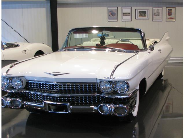 1959 Cadillac DeVille Series 41-62 | 920358