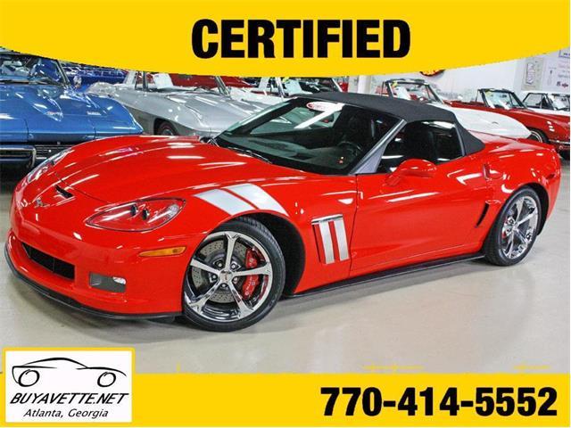 2011 Chevrolet Corvette | 923586