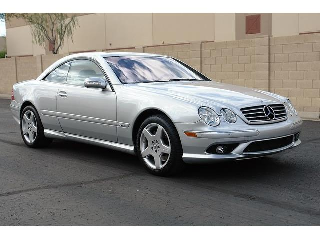2004 Mercedes-Benz CL600 | 923588