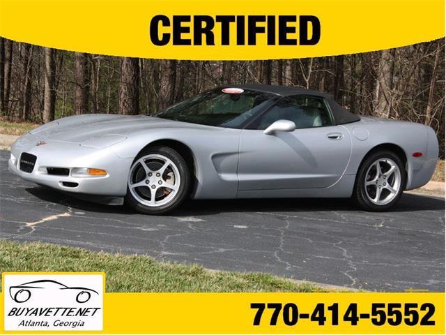 2000 Chevrolet Corvette | 923589