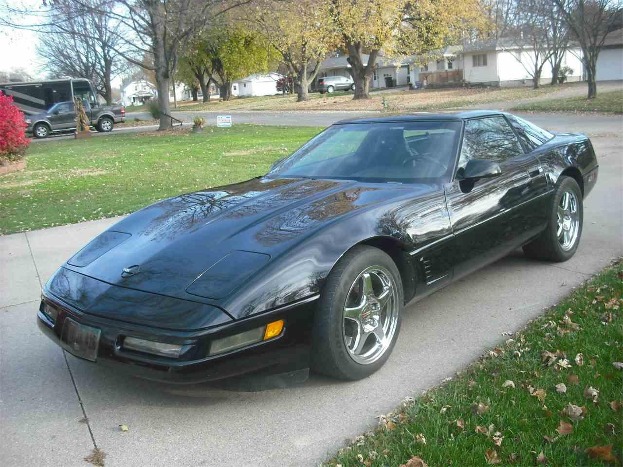 Large Picture of '96 Corvette - JQ5J