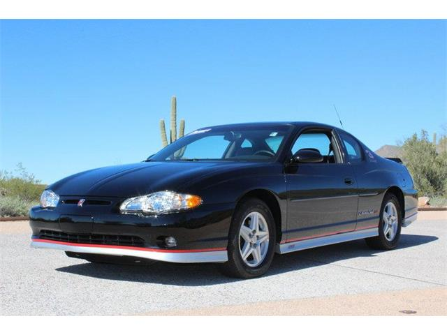 2002 Chevrolet Monte Carlo | 923593