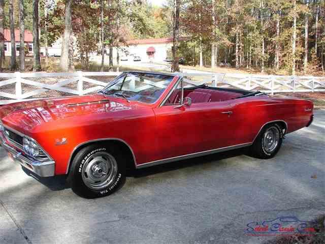1966 Chevrolet Chevelle | 923598